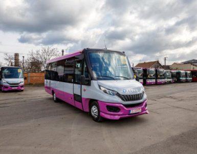 Cluj-Napoca: Programul Autobuze școlare revine de luni FOTO