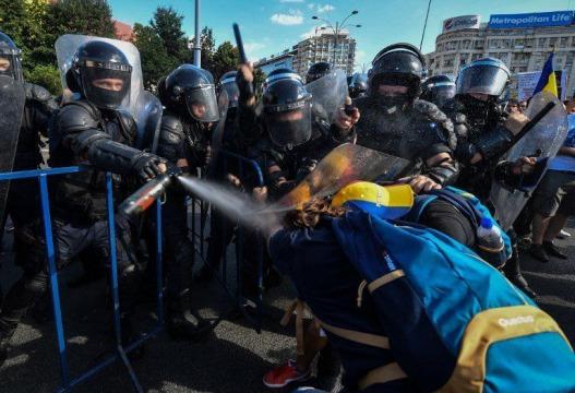 Un român merge la CEDO după clasarea Dosarului 10 August