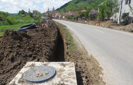 Cojocna va beneficia de o rețea de apă modernizată